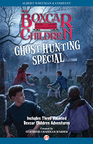 Amazon Ghost Hunting Special Three Adventures Of The Boxcar