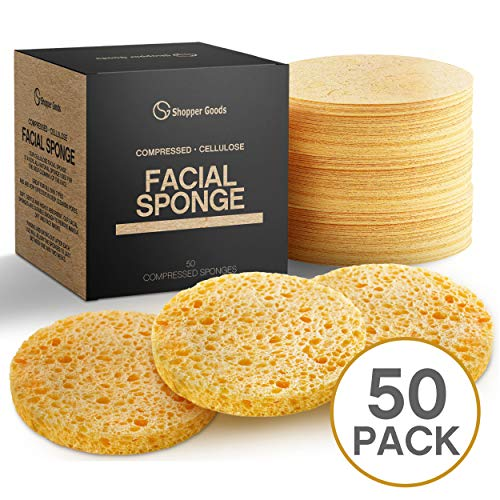 Compressed Cellulose Eco Friendly Reusable Exfoliating product image