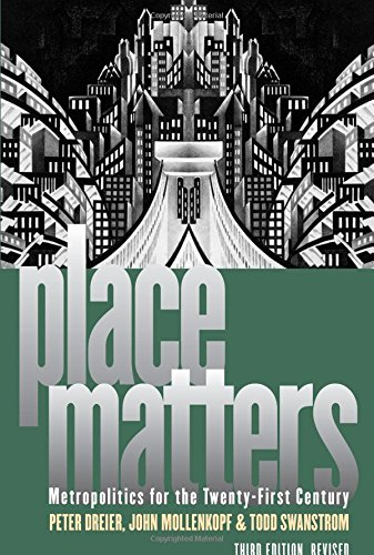 Place Matters  Metropolitics For The Twentyfirst Century  Studies In Government And Public Policy