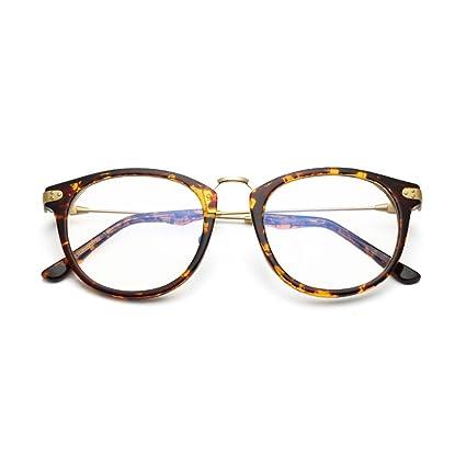 YQ QY Anti-Blu-ray Gafas Anti-fatiga Gafas Polarizadas Unisex (Color