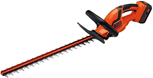 BLACK DECKER LHT2436 40-Volt High Performance Cordless Hedge Trimmer
