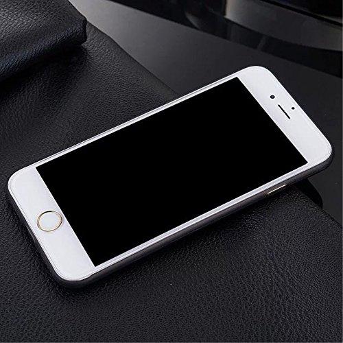 Matte Anti-fingerprint Ultra-thin PP Tasche Hüllen Schutzhülle Case für iPhone 7 4.7 inch - schwarz