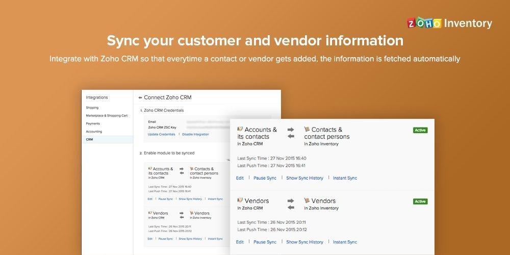 Amazon com: Zoho Inventory [Basic Subscription]: Software