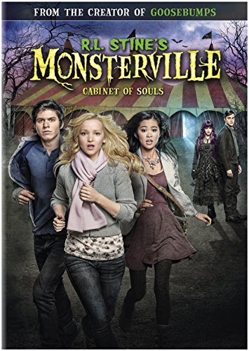 - R.L. Stine's Monsterville: Cabinet of Souls