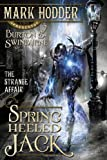 The Strange Affair of Spring Heeled Jack (A Burton & Swinburne Adventure)