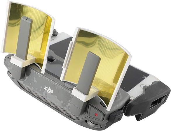 RC GearPro Controlador Remoto Amplificador de Rango de señal para dji Mavic 2 Zoom / Pro Drone Transmisor Extensor de Antena parabólica de Cobre