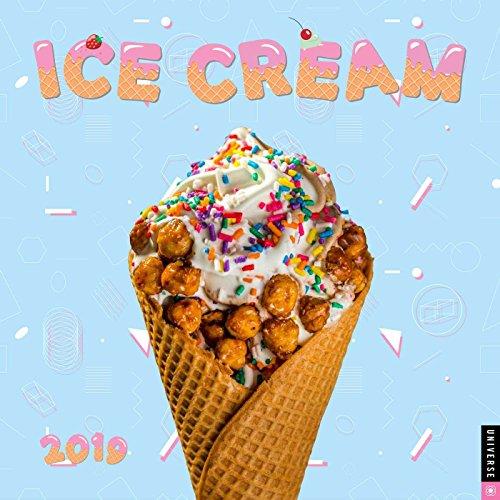 Ice Cream 2019 Wall Calendar (Calendar Food)