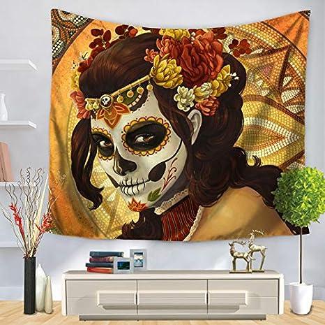 KDENDGGA Mueca Flor De Hadas Tapiz Colgante De Pared Tapiz De Pared Decoraciones para El Hogar para Sala De Estar Dormitorio Dormitorio Decoración 200X150 Cm: Amazon.es: Hogar