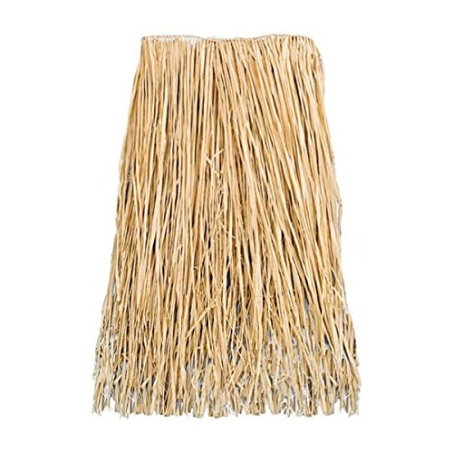 amscan Child Natural Grass Party Hula Skirt, 20