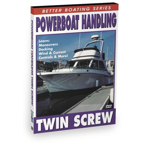 Bennett DVD - Powerboat Handling Twin Screw (Please see item detail in description)
