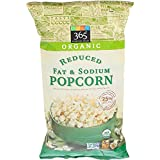 365 Everyday Value Organic Reduced Fat & Low Sodium Popcorn, 6 oz