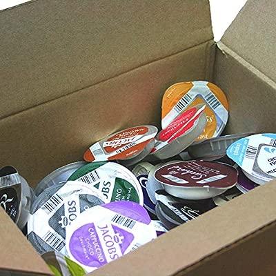 TASSIMO T-disc - Cápsulas de 37 sabores (46 T-discs)