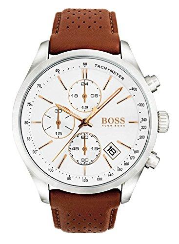 boss grand prix chronograph