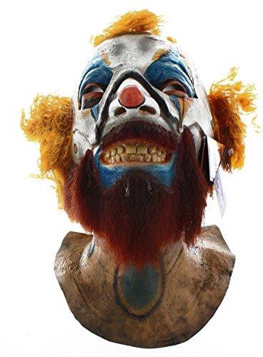 Rob Zombie Halloween Costumes (Rob Zombie's 31 Schitzo Mask)