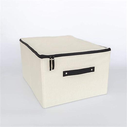 Llxxx Caja de Almacenamiento-Caja de Almacenamiento de Ropa con ...