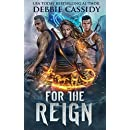 For the Reign (For the Blood Book 3)