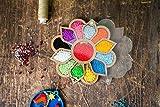 Wooden Bead Storage Solution, Handicraft Bead
