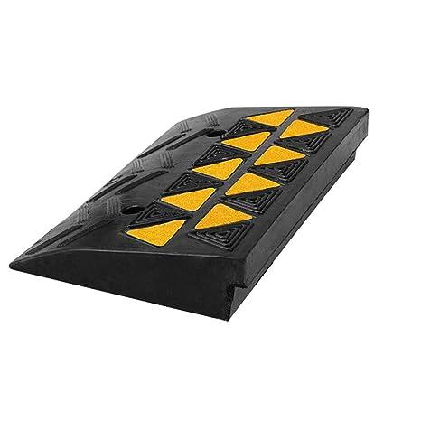 Triángulo Ramp Ramps, Rampas antideslizantes Dientes de carretera Rampas para sillas de ruedas Rampas de