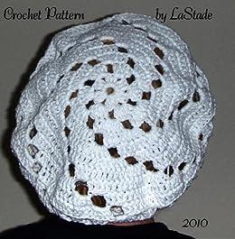 Food Snood Scrubs Snood Crochet Pattern Medical Food Service Hat by [Stade, Lori]