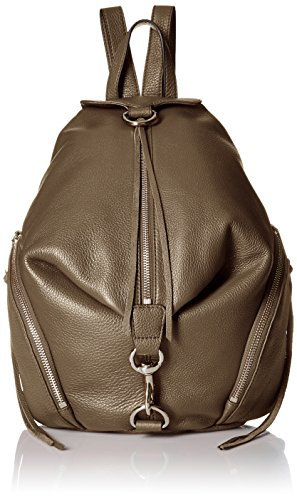 Rebecca Minkoff Women's Julian Backpack, Graphite by Rebecca Minkoff