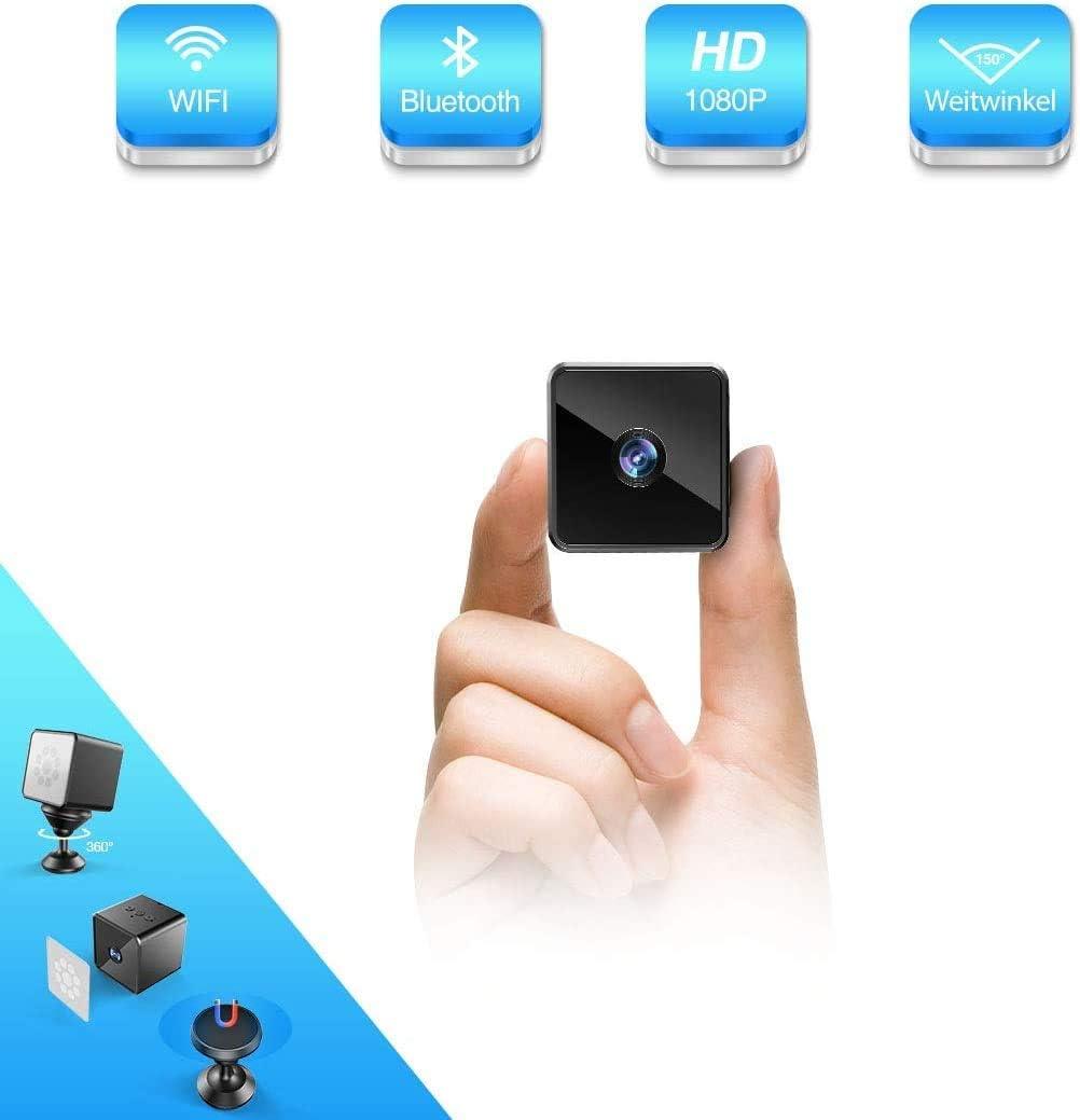 Bluetooth WLAN Mini Kamera - Spion Kamera