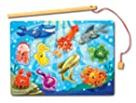 Melissa & Doug Magnetic Wooden Fishin...