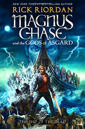 Magnus Chase and the Gods of Asgard by Rick Riordan
