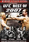 Ultimate Fighting Championship - UFC Best Of 2007 [DVD]