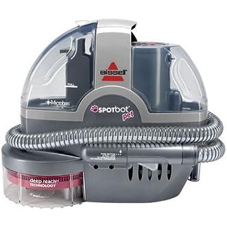 Bissell 33N8R SpotBot Pet Deep Cleaner Grey