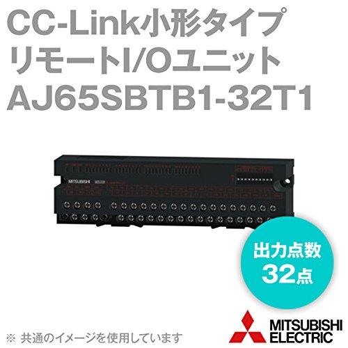 三菱電機 AJ65SBTB1-32T1 トランジスタ出力ユニット(シンクタイプ) 端子台タイプ(低漏れ電流タイプ) NN B00BS76E0O