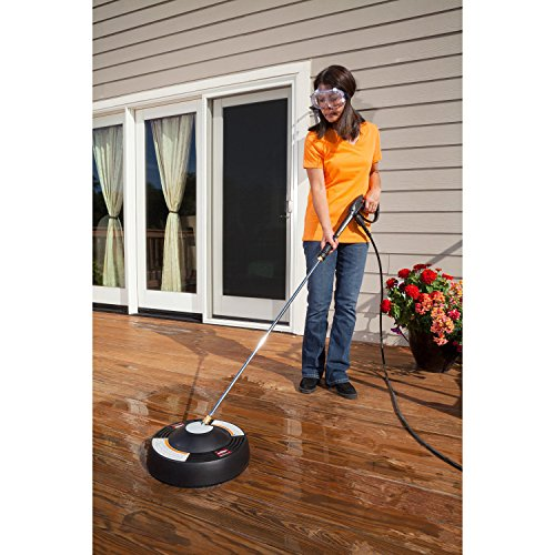Briggs & Stratton 6328 14-Inch Surface Cleaner for Gas Pressure Washers Up to 3200-PSI from Briggs & Stratton