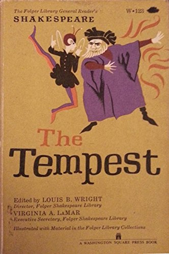 The Tempest (The Folger Library General Reader's Shakespeare)