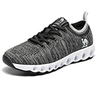 Camel Women's Trail Running Shoes Lightweight Breathable Shockproof Athletic Casual Sneakers for Walking