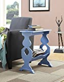 Indoor Multi-function Accent table Study Computer Desk Bedroom Living Room Modern Style End Table Sofa Side Table Coffee Table End Table Magazine Rack