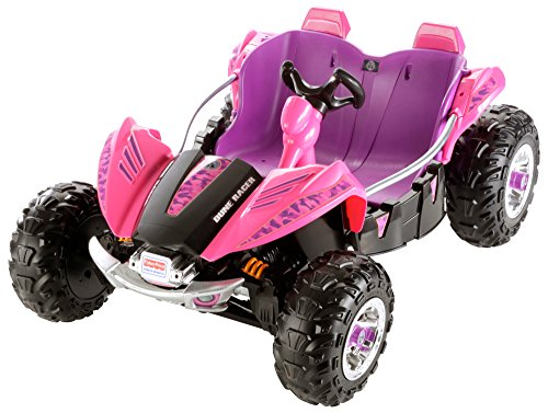 Power Wheels Camo Dune Racer