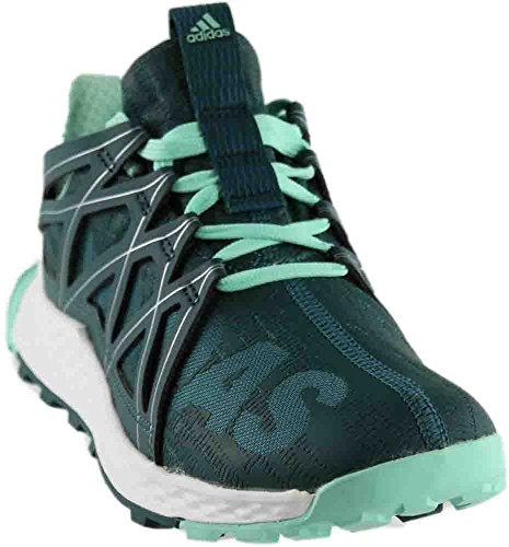 adidas Women's Vigor Bounce, Mystery Green, 9.5 B