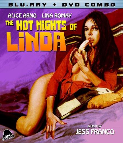The Hot Nights Of Linda (Blu-ray + DVD Combo)