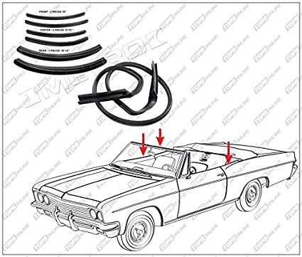 amazon 1963 thru 1966 dodge dart 7 piece convertible top frame Honda Dart amazon 1963 thru 1966 dodge dart 7 piece convertible top frame weather seals kit automotive