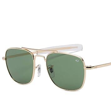 2THTHT2 Moda Gafas De Sol De Aviación para Hombres Diseñador ...