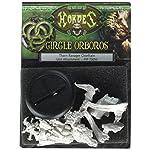 Privateer Press - Hordes - Circle Orboros: Tharn Ravager Chieftain Model Kit 5