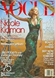 Vogue Magazine (July, 2008) Nicole Kidman Cover