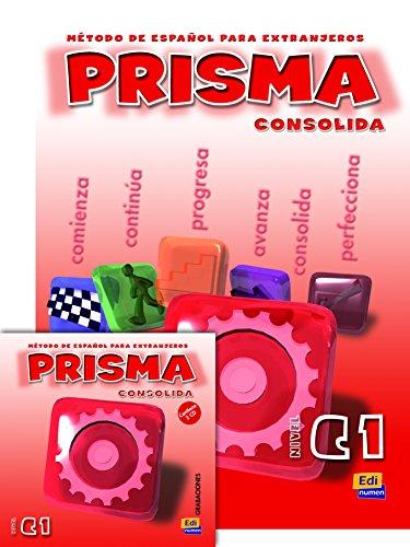 Prisma consolida C1 : Prisma del alumno (2CD audio)