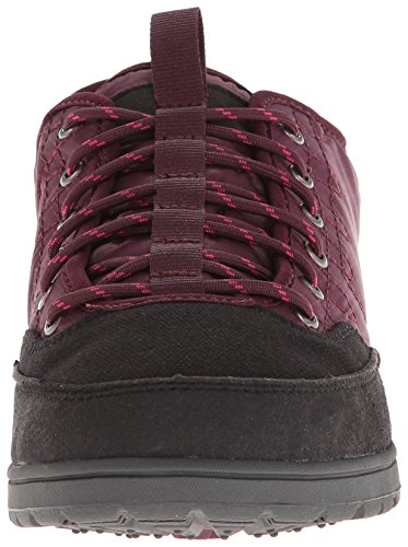 Patagonia Womens Activist Lace-up Mode Sneaker Donkere Bes