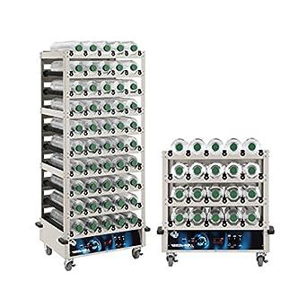 dutscher 508401 - Rodillo modular para 10 botellas (incluye ...