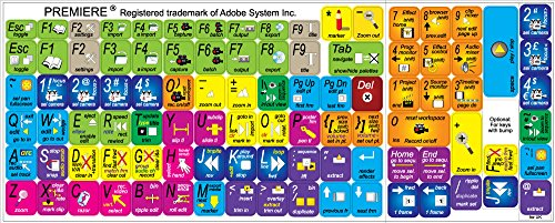 - ADOBE PREMIERE KEYBOARD STICKERS