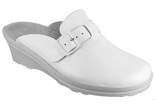 Zapatos beige Beck para mujer 6vz8G