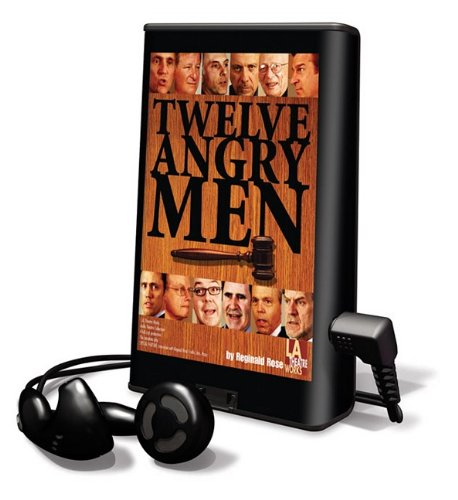 Twelve Angry Earbuds Playaway Fiction product image