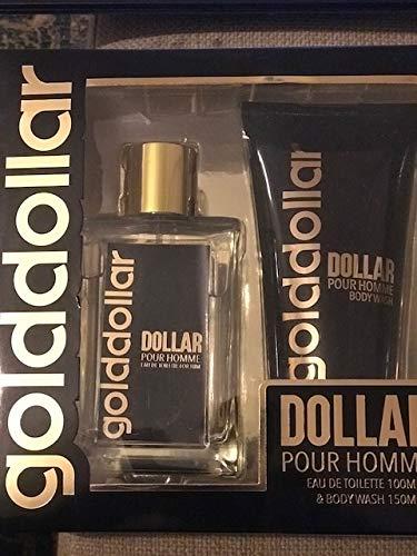 Golddigga DOLLAR  Pour Homme Gift Set fa9ac2a5c