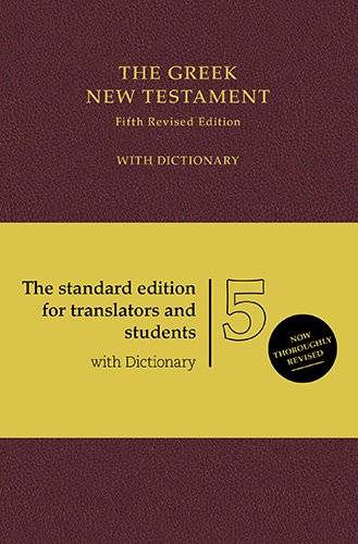 Greek New Testament-FL (Greek and English Edition)