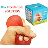 Easyhealth Gel Ball For Hand Grip Strengthener /Exercise (Universal Size)